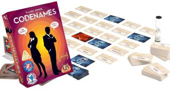 Codenames spelregels White Goblin Games