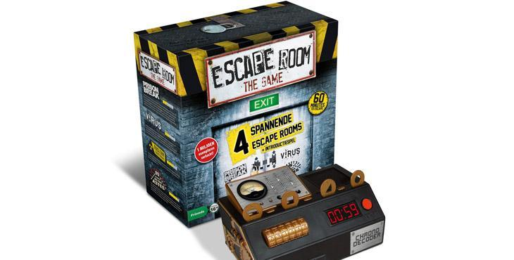 Escape Room The Game spelregels