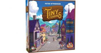 Bordspel Tiny Towns spelregels