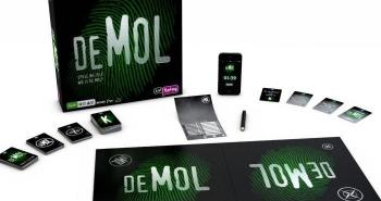 Bordspel Wie is de Mol spelregels